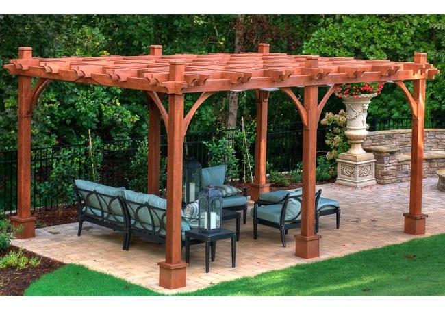 Pergola Plans For Your Garden